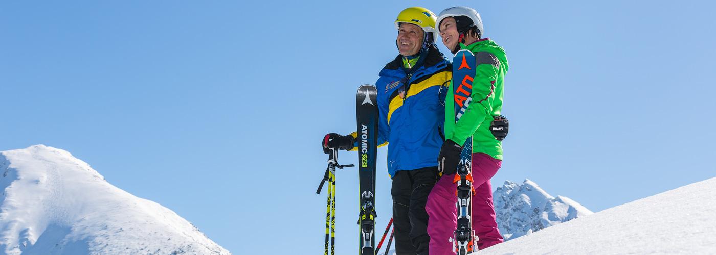 Skilehrer Traumtag