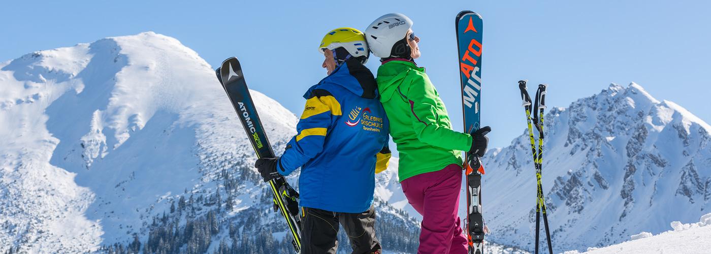 Skilehrer Sonne