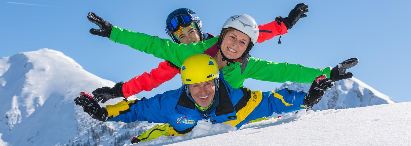 Skilehrer Flieger