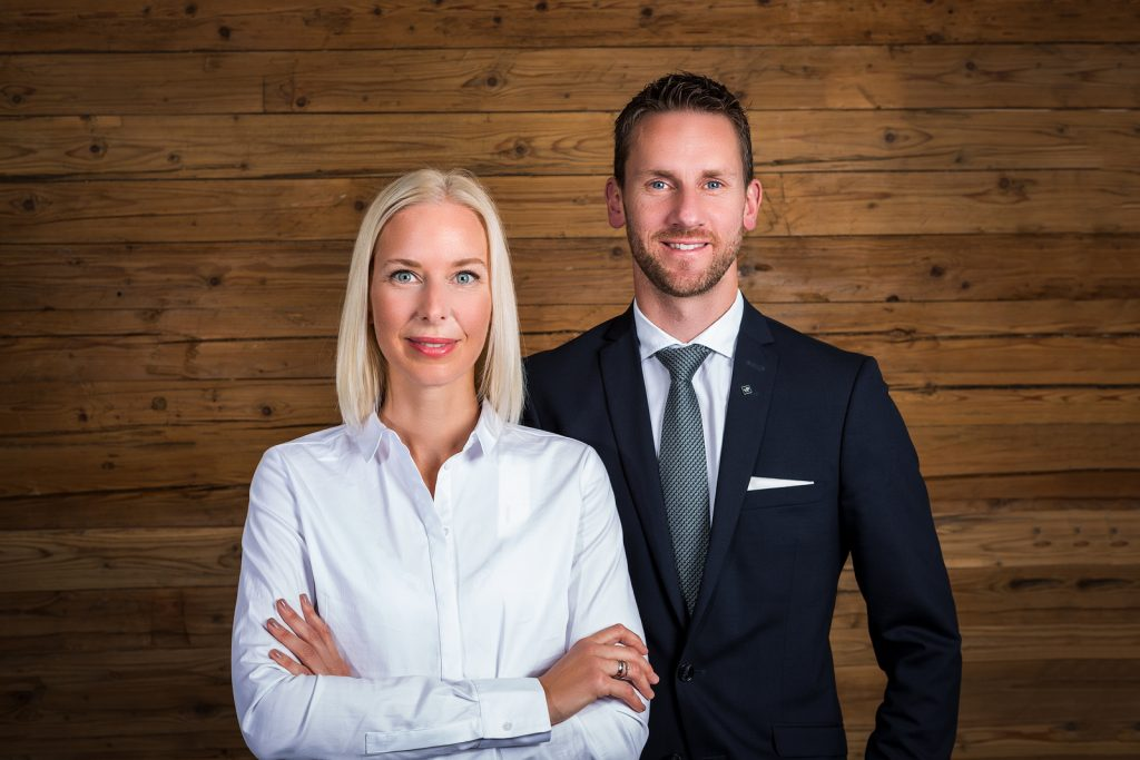 Business Portraits von Poll Immobilien Reutte