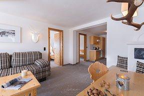 Hotelzimmer Interior