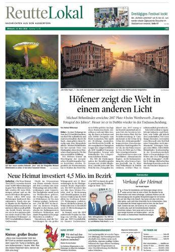 Tiroler Tageszeitung Bericht
